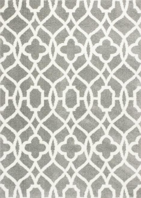 KAS Oasis 1653 Grey Ivory Ironwork