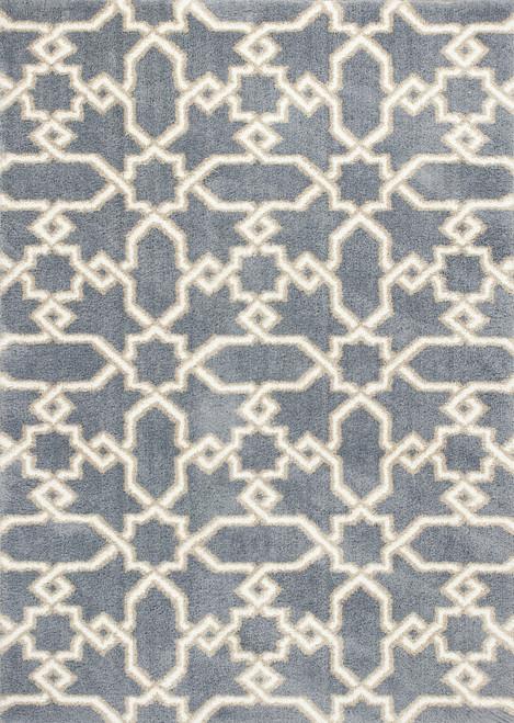 KAS Oasis 1654 Slate Blue Manor