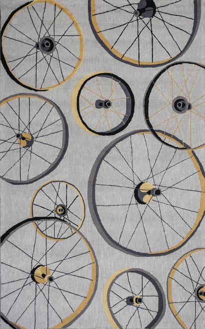 KAS Sonesta 2035 Grey Wheels In Motion