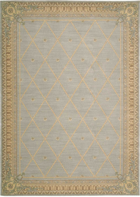 Nourison Ashton House Surf Area Rug - AS03-SURF