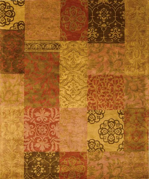 Nourison Jaipur Multicolor Area Rug - JA42-MULTICOLOR