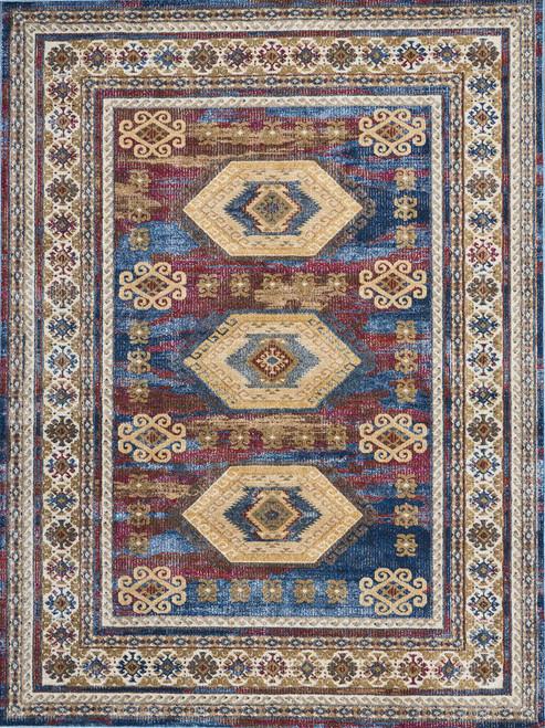Nourison Cordoba Blue Area Rug