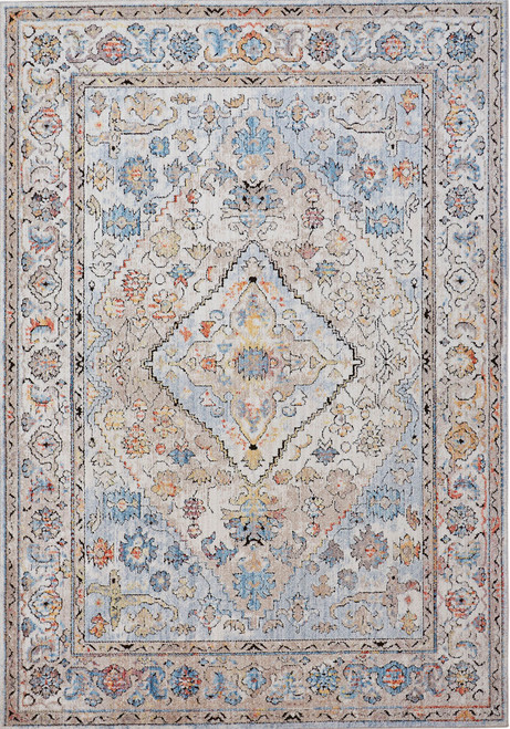 Feizy Home Armant 3905F Ivory - Multi