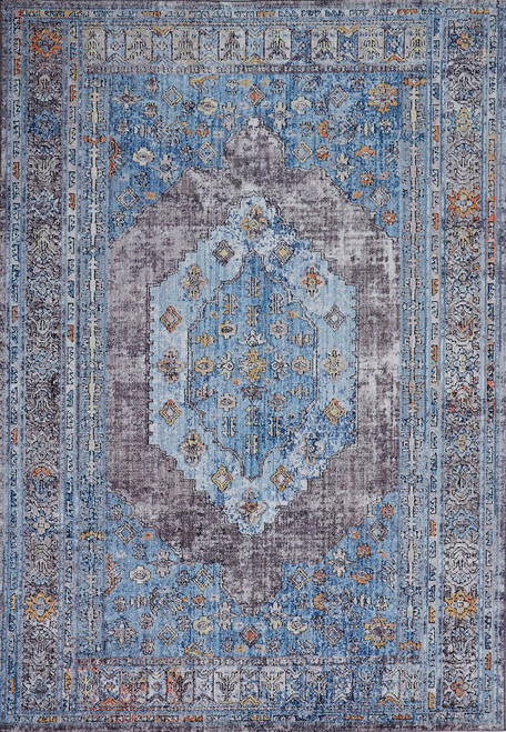Feizy Home Armant 3912F Blue - Multi