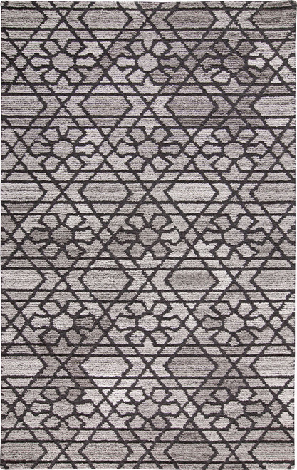 Feizy Home Asher 8766F Gray - Charcoal