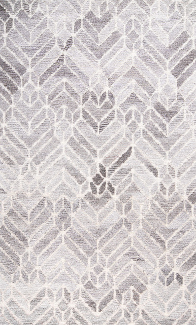 Feizy Home Asher 8769F Gray - Natural
