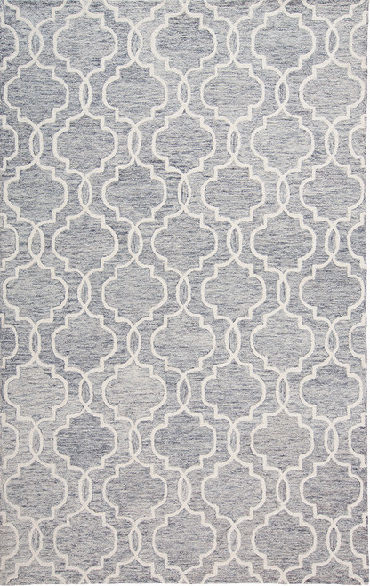 Feizy Home Belfort 8775F Gray - Ivory