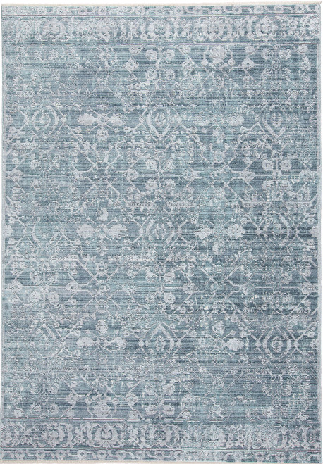 Feizy Home Cecily 3595F Blue - Turquoise