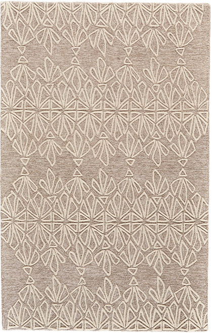 Feizy Home Enzo 8735F Ivory - Taupe