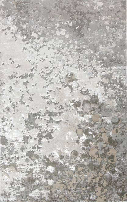 Feizy Home Micah 3336F Silver - Gray