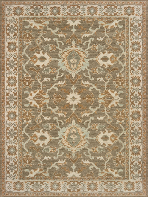 Oriental Weavers Anatolia 1331H Brown | Hot Deals