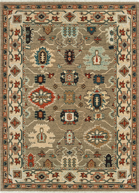 Oriental Weavers Anatolia 530U3 Tan | Hot Deals