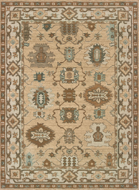 Oriental Weavers Anatolia 530W3 Sand | Hot Deals