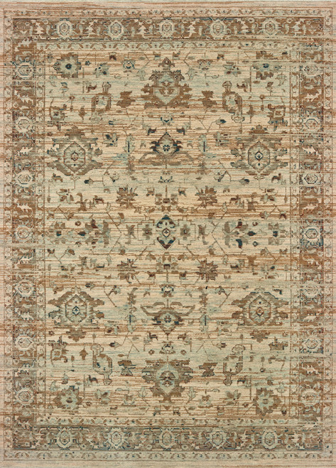 Oriental Weavers Anatolia 8020J Sand | Hot Deals