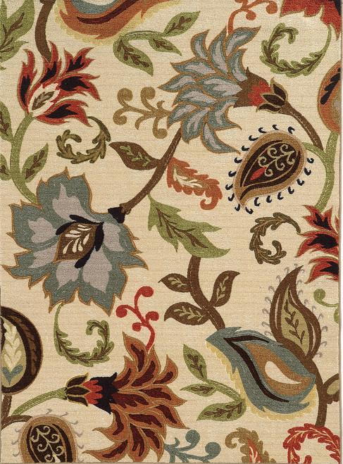 Oriental Weavers Arabella 15927 Ivory   Hot Deals
