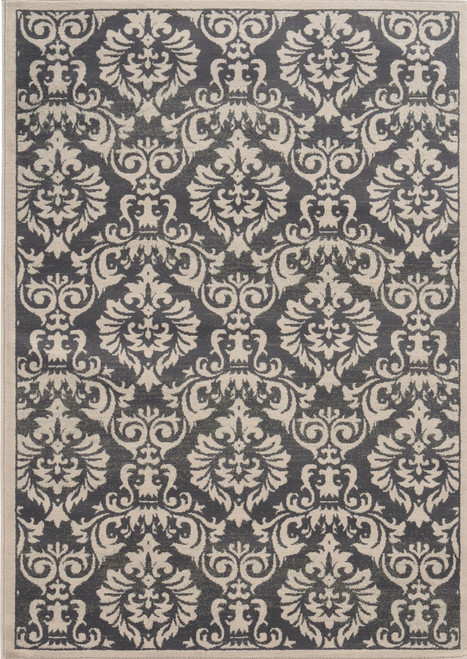 Oriental Weavers Brentwood 530K9 Charcoal | Hot Deals
