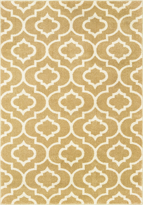 Oriental Weavers Carson 9672E Gold | Hot Deals
