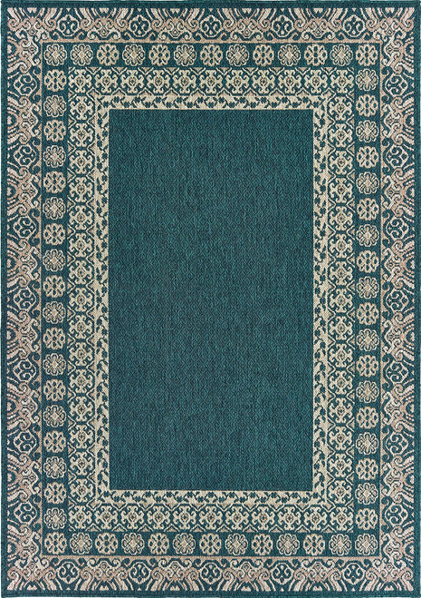 Oriental Weavers Latitude 1503B Blue | Hot Deals