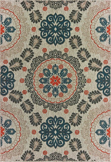 Oriental Weavers Latitude 1903W Grey | Hot Deals