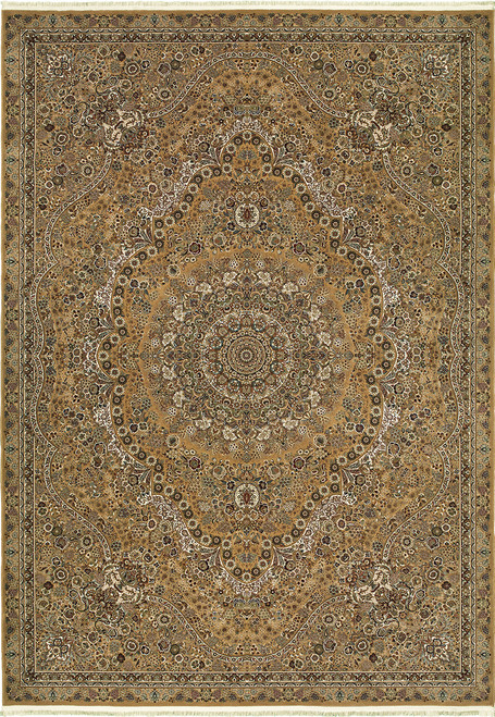 Oriental Weavers Masterpiece 8022J Gold | Hot Deals