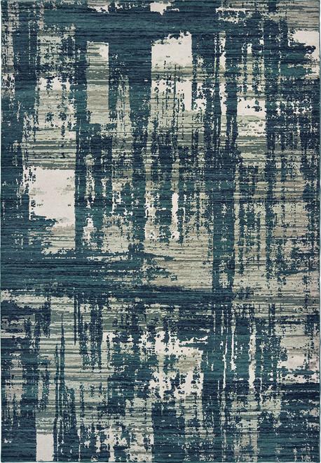 Oriental Weavers Montage 5990B Blue | Hot Deals