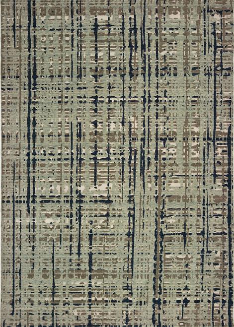 Oriental Weavers Montage 8020B Blue | Hot Deals
