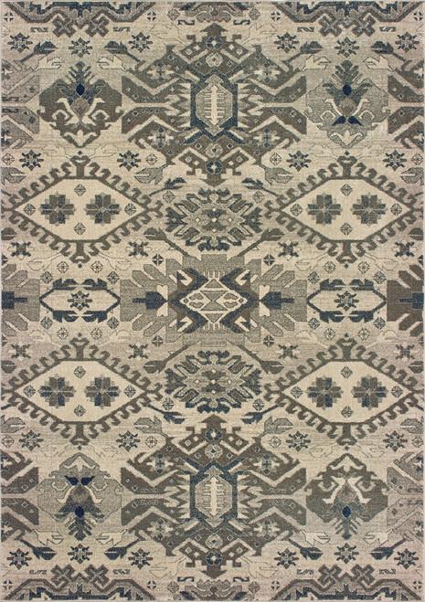 Oriental Weavers Richmond 1807J Grey   Hot Deals