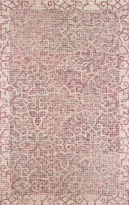 Oriental Weavers Tallavera 55601 Pink | Hot Deals