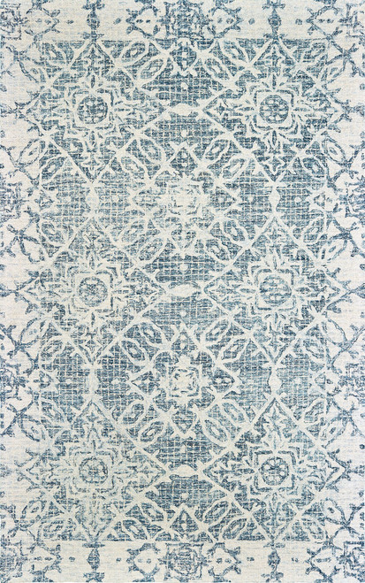 Oriental Weavers Tallavera 55603 Blue | Hot Deals