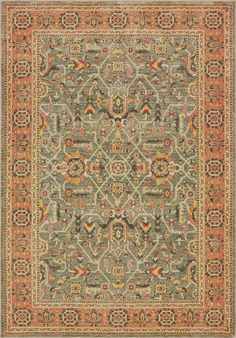 Oriental Weavers Toscana 9537B Blue | Hot Deals