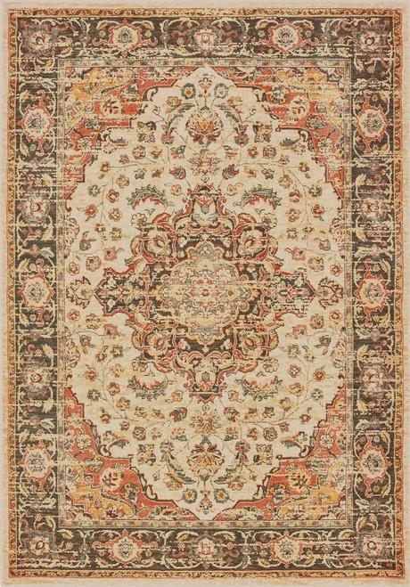 Oriental Weavers Toscana 9551A Ivory | Hot Deals