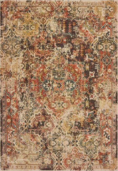 Oriental Weavers Toscana 9555B Charcoal | Hot Deals