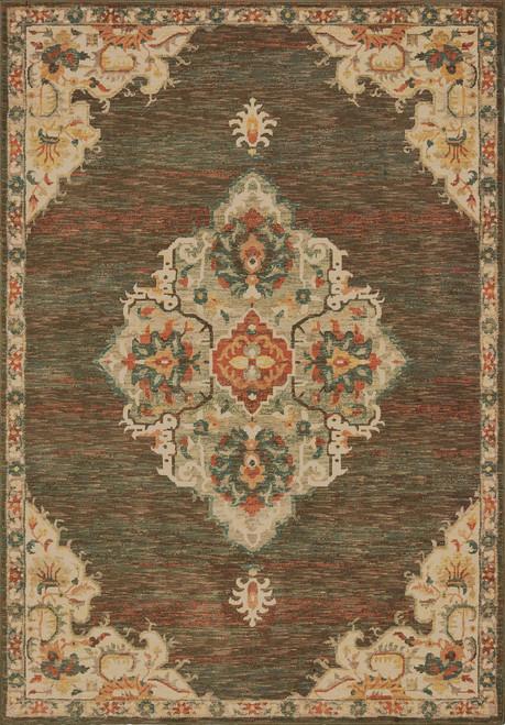 Oriental Weavers Toscana 9568C Charcoal | Hot Deals