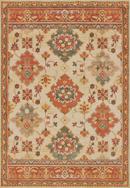 Oriental Weavers Toscana 9570A Ivory | Hot Deals
