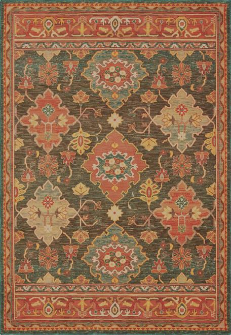 Oriental Weavers Toscana 9570B Charcoal | Hot Deals