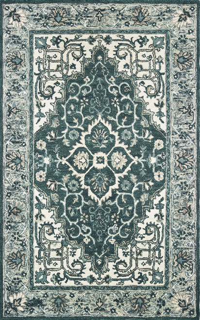 Oriental Weavers Zahra 75506 Grey | Hot Deals