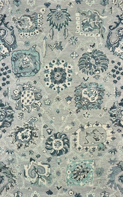 Oriental Weavers Zahra 75508 Grey | Hot Deals