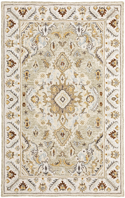 Oriental Weavers Alfresco 28403 Ivory | Hot Deals