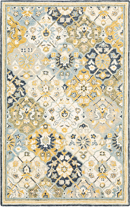 Oriental Weavers Alfresco 28406 Blue | Hot Deals