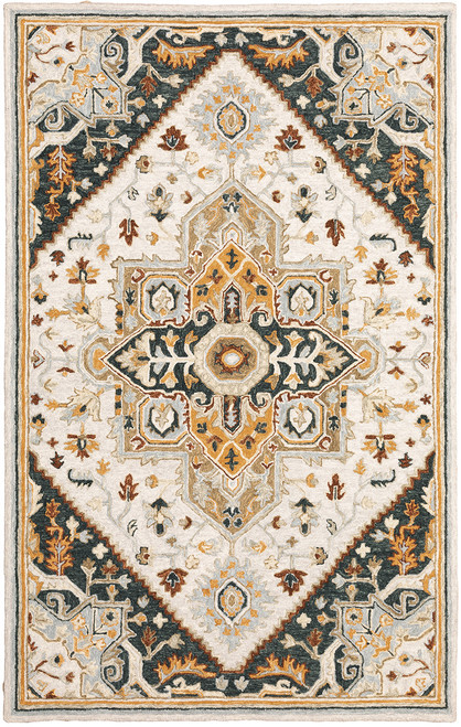 Oriental Weavers Alfresco 28407 Ivory | Hot Deals