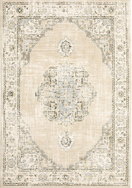 Oriental Weavers Andorra 303D0 Beige | Hot Deals