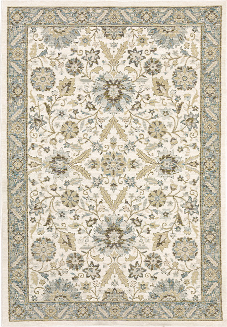 Oriental Weavers Andorra 8918I Stone | Hot Deals