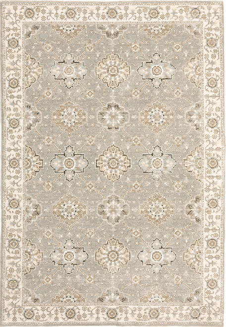 Oriental Weavers Andorra 8929H Grey | Hot Deals