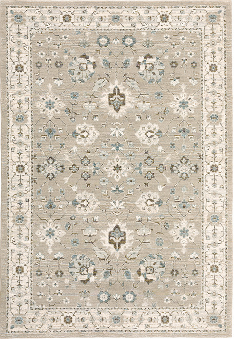 Oriental Weavers Andorra 8930L Beige | Hot Deals