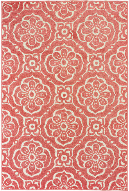 Oriental Weavers Barbados 539O4 Pink | Hot Deals