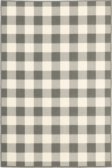 Oriental Weavers Marina 2598W Grey | Hot Deals