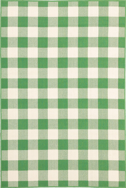 Oriental Weavers Meridian 2598G Green | Hot Deals