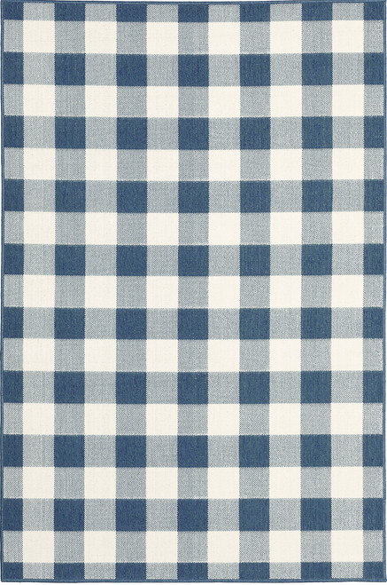 Oriental Weavers Meridian 2598V Blue | Hot Deals