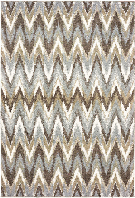 Oriental Weavers Verona 004D6 Grey | Hot Deals