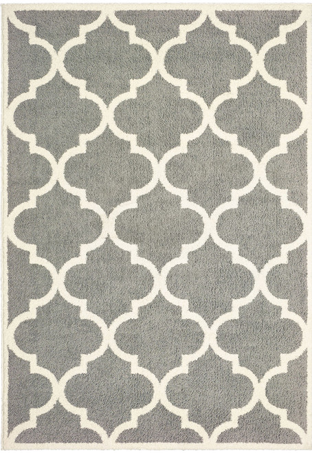 Oriental Weavers Verona 529H6 Grey | Hot Deals